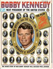 1965 London Publish. Bobby Kennedy Next President of the United States,magazine