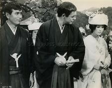 SEAN CONNERY JAMES BOND 007 YOU ONLY LIVE TWICE 1967 VINTAGE PHOTO ORIGINAL #3