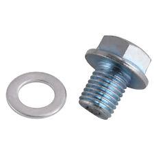 Engine Magnetic Oil Pan Drain Plug Bolt For Honda CB160 CB350F CB400F CB500/550