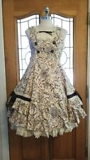 Alice and the Pirates Relief Classic Lolita Dress S