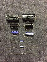 Bally Midway Namco Pacman PCB Capacitor Cap Repair Rebuild Kit