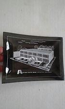 Vintage Advertising APPLETON STATE BANK Smoke Key Phone Candy Dish Ash Tray