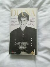 PRINSESS DIANA  VHS TAPE ,HER TRUE STORY, IN GOOD CONDITION ,SEE SCANS