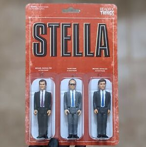 Stella - David - Michael - Michael - Readful Things - Action Figure