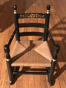 Rocking Arm Child Chair