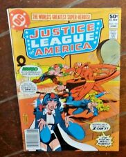 Justice League of America #191, (1981, Dc): Key Crisis of One Man Justice League