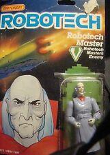 Robotech Matchbox 1985 Robotech Master MOC