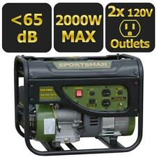 Sportsman Portable 2,000/1,400-Watt Gasoline Powered Generator