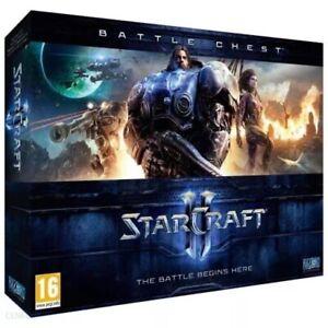 Starcraft II Battlechest PC DVD New In Stock