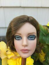 "16"" Tonner Tyler Doll - Sydney Doll Head Only So Sleek Devastatingly Beautiful"