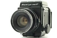 [Exc+5] MAMIYA RB67 Pro w/ SEKOR 90mm f/3.8 Lens + 120 Film Back from Japan 1924