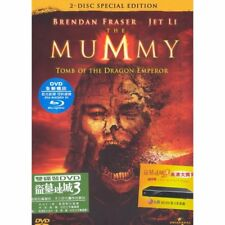 The Mummy: Tomb of the Dragon Emperor 2 disc special edition (DVD, 2009) R4 NEW
