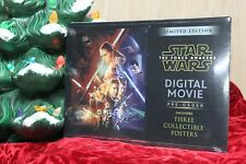Star Wars The Force Awakens Limited Edition Movie Posters