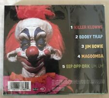 Killer Klowns From Outer Space The Dickies Cd New 1988 Rykodisc