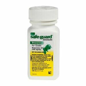Safe-guard 10% Suspension Goat Dewormer (Exp.4/2022)