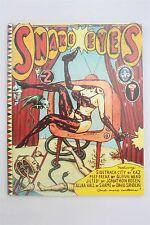 Snake Eyes #2 1992 Vintage US 1st Ed PB Graphic Novel Jonathon Rosen Glenn Head
