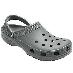 Crocs Mens Classic Roomy Clog Size 12 - 17 Shoes