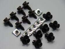21 Teile Unterfahrschutz Unterboden Set Clips für Kia Ceed Hyundai i30