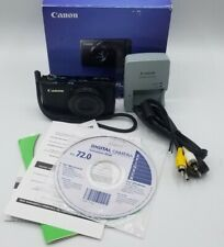 Canon PowerShot S95 HS 10.0 Mega píxeles de cámara