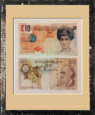 BANKSY DI-FACED TENNER -Notting hill Carnival 2004 to Barely Legal-DIANA SuperB