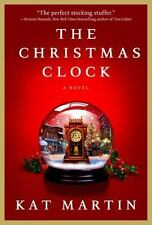 The Christmas Clock - LikeNew - Martin, Kat - Hardcover