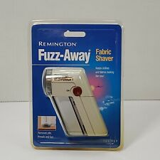 Vintage Remington Fuzz-Away Fabric Shaver TCS-1BP  -  BRAND NEW SEALED