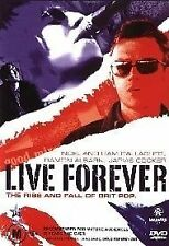 F39 BRAND NEW SEALED Live Forever The Rise and Fall of Brit Pop (DVD, 2004)