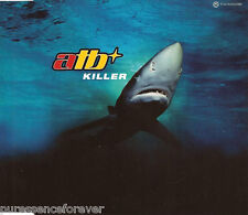 ATB - Killer (German 4 Track CD Single)