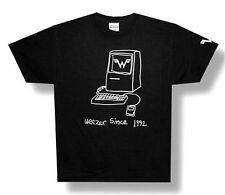 Weezer Since 1992 Computer Black T Shirt New Xx Large 2Xl