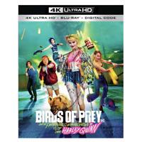 Birds of Prey [4K Ultra HD Blu-ray/Blu-ray] [2020]