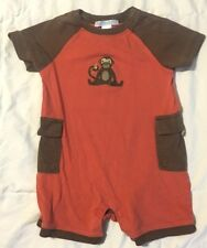 JANIE and JACK World Traveler romper outfit 6 12 mos