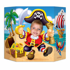 Pirate Photo Prop - 94 x 64 cm - Pirates and Treasure Party Decoration