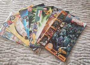Marvel comics lot (20 comics)AVENGERS, MAGESTIC, JSA, EXCALIBUR, DREADSTAR, JUS