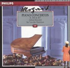 Mozart/ Piano Concertos 20 & 21/ Brendel, ASMF, Marriner