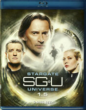 STARGATE UNIVERSE - SGU - SEASON 1.5 (BLU-RAY) (BLU-RAY)