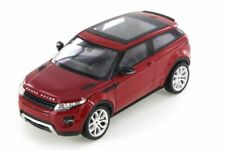 LAND ROVER RANGE ROVER EVOQUE SUV W/ SUNROOF WELLY 24021 1/24 DIECAST RED
