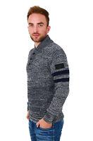 G-Star Dadin Sport Shawl Knit D02948.6299.6503 blue - Pullover - Herren +NEU+