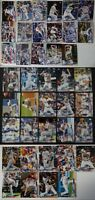 2018 Topps Series 1,2 Update Los Angeles Dodgers Team of 38 Baseball Cards