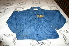 Vintage Kappa Alpha Theta Jacket Windbreaker Size Small