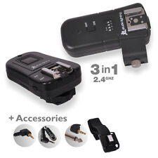 Wireless Remote Trigger Flash/Speedlights and Shutter Release 3in1 - smartSNAP
