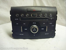 12 13 14 Honda Crv CR-V Radio Cd MP3 Player 39100-T0A-A520 1XNA C51235