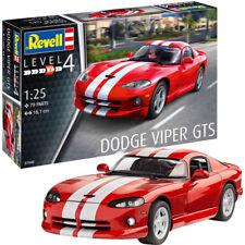 REVELL Dodge Viper GTS 1:25 Car Model Kit 07040