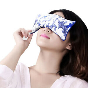 Lavender Eye Relax Massage Eye Relaxation Protection Pillow for Sleeping