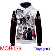 Anime Super Mario Coat Hoodie Winter Fleece Pullover Sweater Round Collar S-3XL