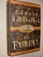 The Forest by Edward Rutherfurd (2000, Hardcover) Stated First Edition