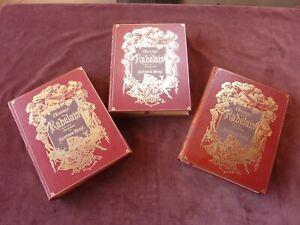 oeuvre de rabelais,editions arnaud de vesgre 3 volumes,Doré,1979