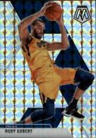 2019-20 Panini Mosaic NBA Basketball Mosaic Parallel Singles (Pick Your Cards)