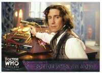 2016 Topps Doctor Who Timeless Trading Card #37 Doctor Who: The Movie