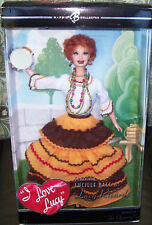 """I Love Lucy Lucille Ball Barbie Doll """"The Operetta"""" TV Show Episode 38 Mint"""