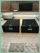 AUDIO RESEARCH REFERENCE 250 SE + MONO AMPLIFIERs + BLACK + 1 OWNER @ Lotus Hifi